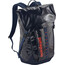 Patagonia Black Hole Backpack 32l Navy Blue w/Paintbrush Red